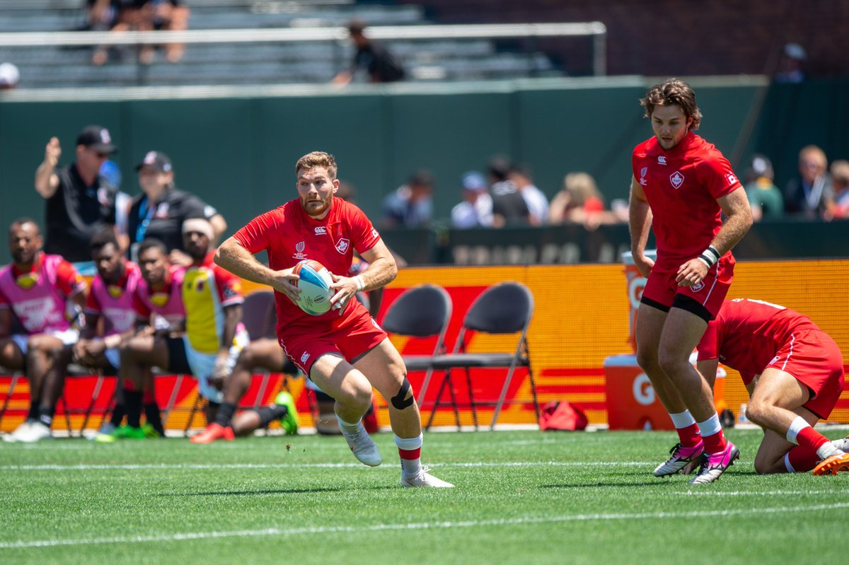 Stay up to date on the @WorldRugby7s with the full schedules and results for both the men's and women's tournaments below.  https://t.co/RODGA4YPM9  @RugbyCanada #RWC7s #cbcrugby