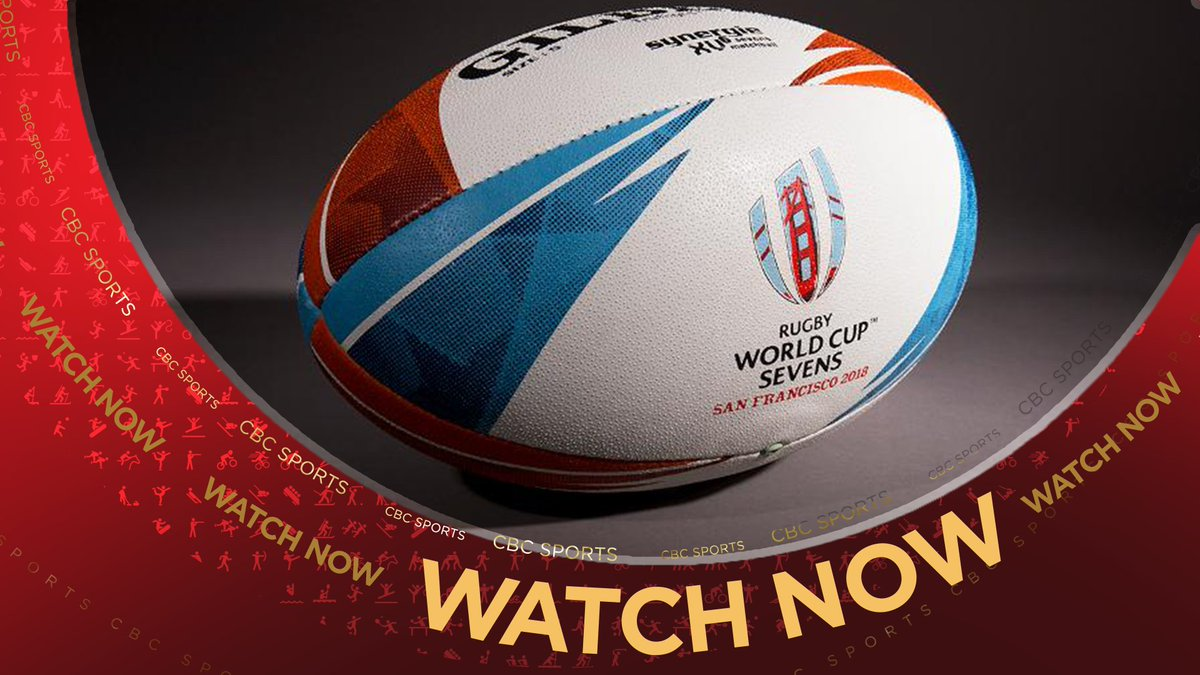 WATCH | 2018 Rugby Sevens World Cup - Women's Semifinals #RWC7s  https://t.co/PxI9yXe0s5