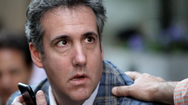 Cohen dismisses report that he questions Trump's fitness as president as 'innuendo' https://t.co/9vmIuvODfL