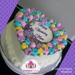 Spoil your mother on her birthday with this amazing cake Contact +263773799023