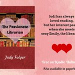 """The Passionate Librarian""  https://t.co/83qgS29Oxv  She's never let herself be attracted to a woman before; their love story  #lesbianromance #lesbian #romance #lesbianfiction #LGBT #lesfic #tw4rw #IARTG #IAN1 #BookBoost"