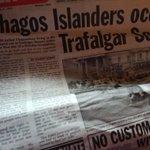 Chagos occupation of Trafalgar Square already making headlines as enters 2nd night