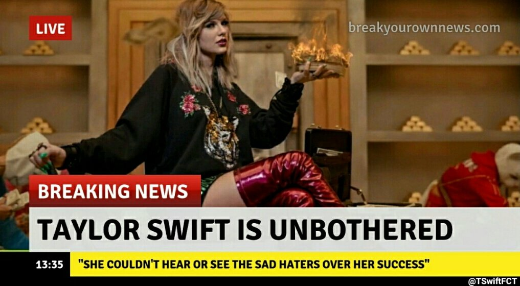 Why do certain artists keep liking shady posts about Taylor Swift thinking it would make them relevant again? Get a job, stay away from her.