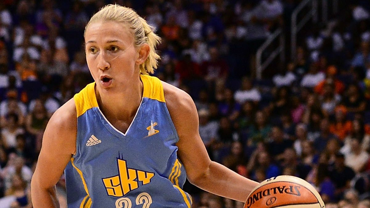 Congratulations Courtney! Vandersloot makes history for the Chicago Sky https://t.co/YhT6Ta9O4C