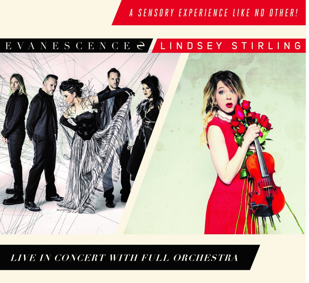 Don't miss alternative rock band and esteemed violinist at on 7/25