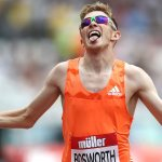 Image for the Tweet beginning: BOSWORTH SETS WORLD RECORD AS