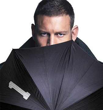 Introducing @Tomhopperhops as Number 1 ☂ Luther Hargreaves (Spaceboy)! Super. Messed up. Family. The @UmbrellaAcad is coming to @netflix 2019! #UmbrellaAcademy #netflix #netflixoriginal