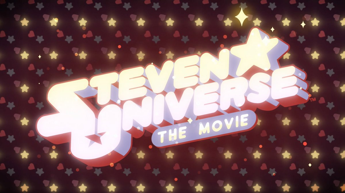 Big news, #StevenUniverse fans! A movie is in the works, just announced at #SDCC2018 https://t.co/5wUZk97ez8