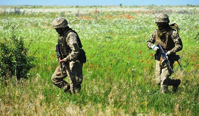 Бойцы ВСУ прикрываются мирными жителями во время проведения карательных операций – ЛНР:  https://t.co/K2QkbGqweS
