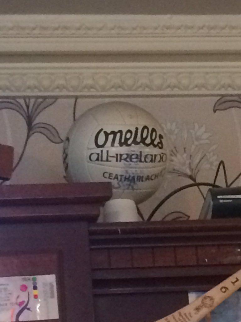 test Twitter Media - RT @BrabazonPimlico: spotted in a pub in Dublin @Carlow_GAA @Stevie_Poacher @TurloughCarlow https://t.co/xSAIphUSr9