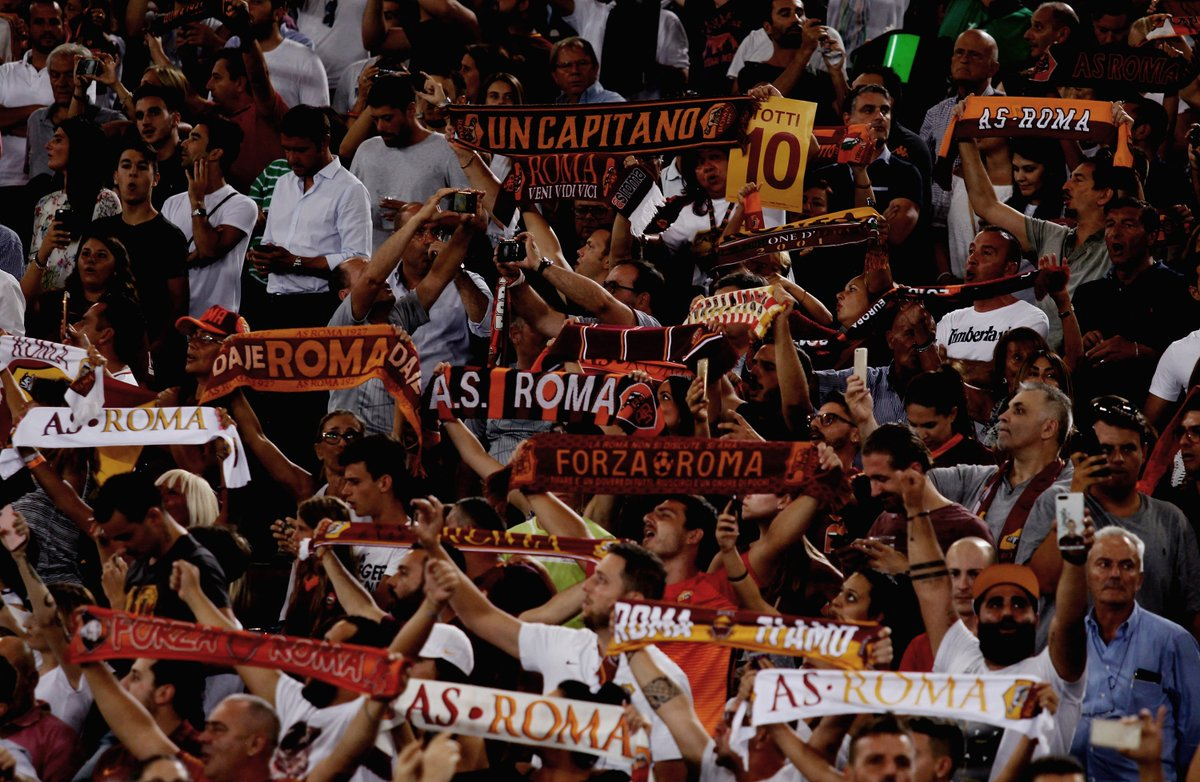 #OnThisDay in 1927, @ASRomaEN was founded! #HBD 🎂