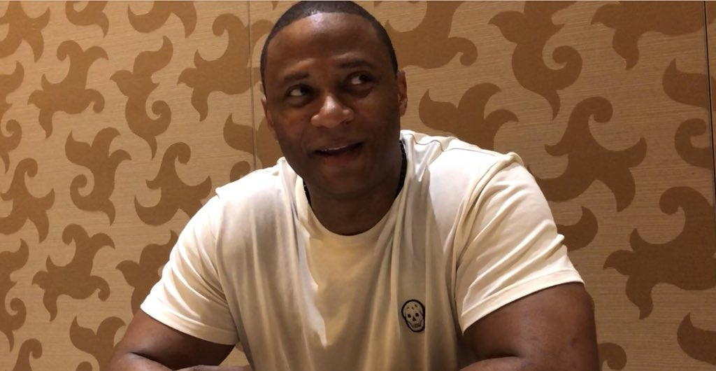 ".@david_ramsey said we're going to get more Lyla! (*happy dance*) Also the show is going to explore the question of: ""Who does ARGUS answer to?"" And Diggle is going to visit Oliver in prison in the S7 premiere so we're prepared for all the fees already! #Arrow #SDCC2018"