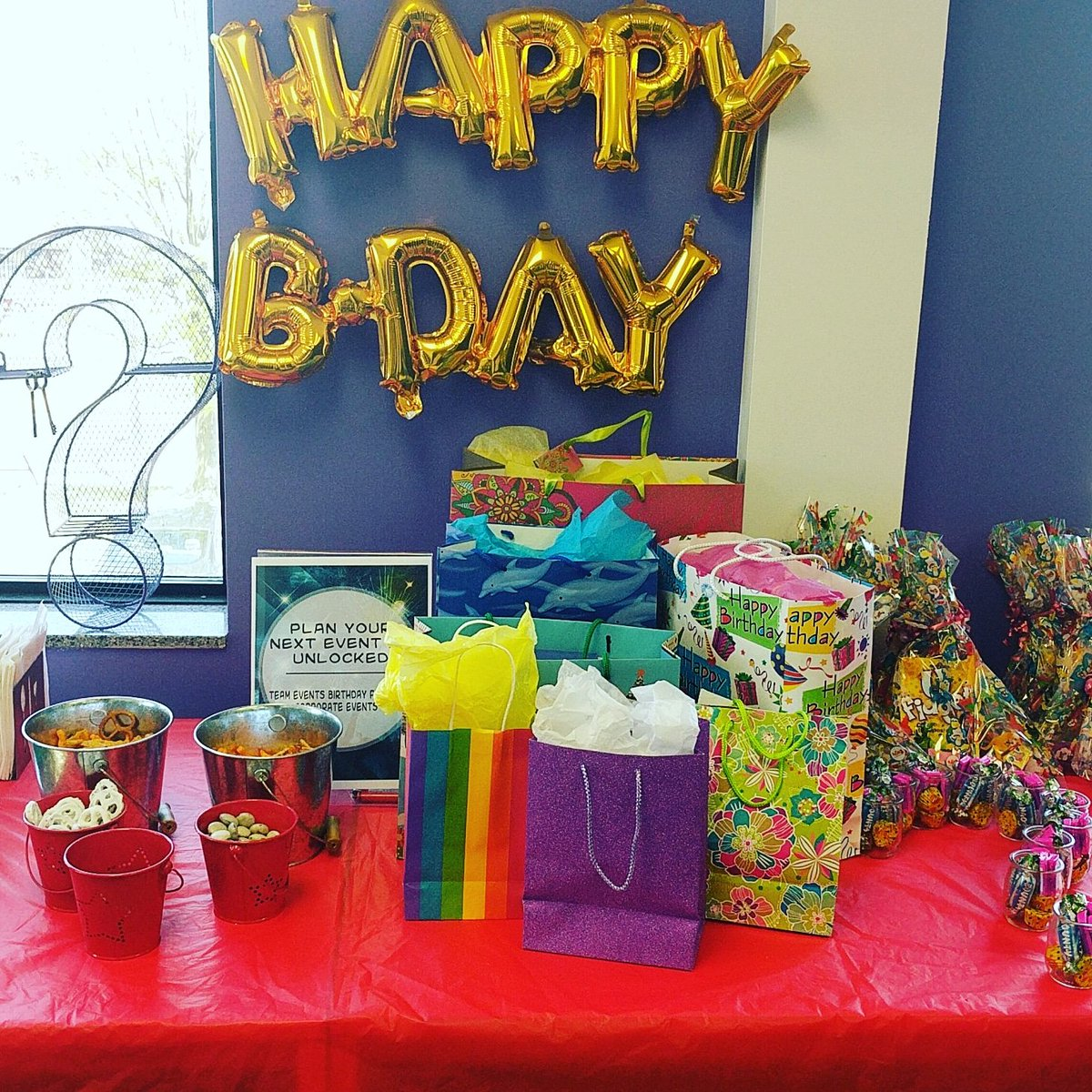 Kids Birthday Party Ideas Unlocked Ottawa On Twitter Another Filled Weekend At