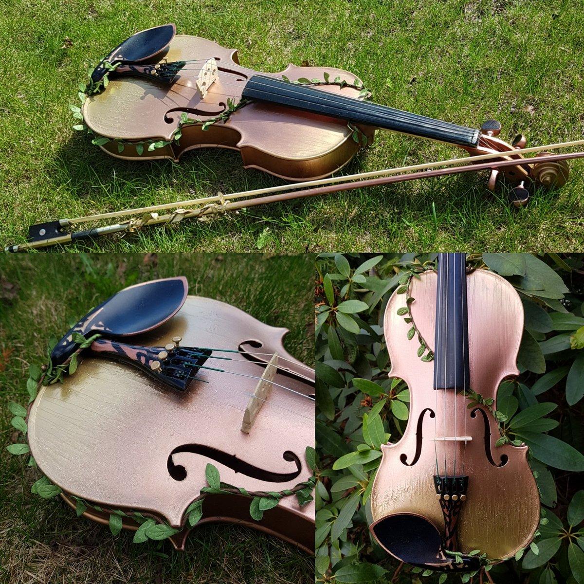 Adult camp jazz summer violin