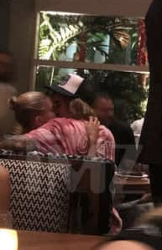 New/Old photos of Justin and Hailey Baldwin in Miami, Florida (July 13)