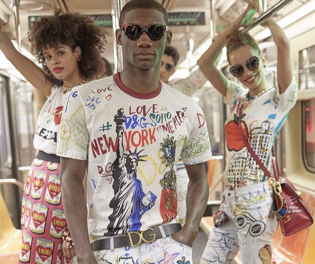 Go for a ride in the #DGMercerSt collection. #DGLovesNewYork #DGEyewear #DGGraffiti