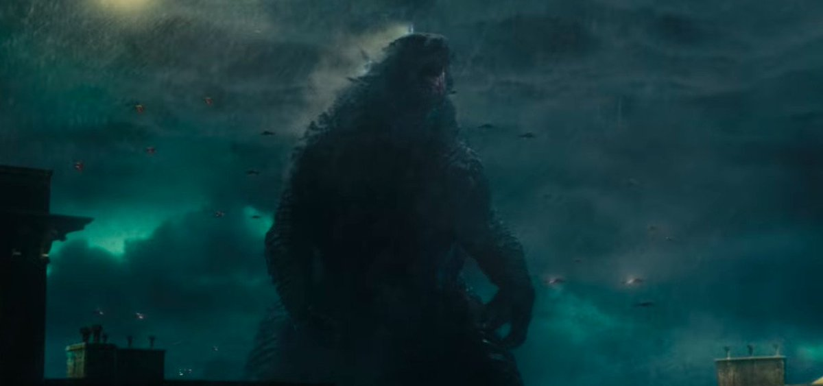 Godzilla: King of the Monsters Comic-Con trailer ushers in some of the franchise's most iconic monsters. #SDCC2018 https://t.co/h2TK8fvvFL