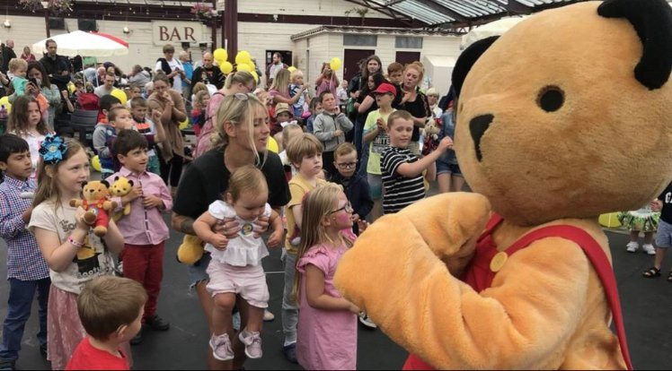 Fans have been helping Sooty celebrate his 70th birthday in Blackpool - but what's behind the loveable bear's enduring popularity? https://t.co/h8T17leJ2r