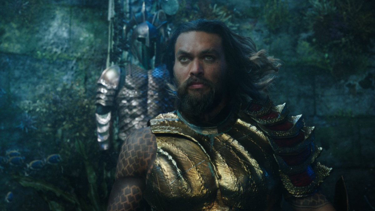 See the new #Aquaman trailer now. In theaters December 21.