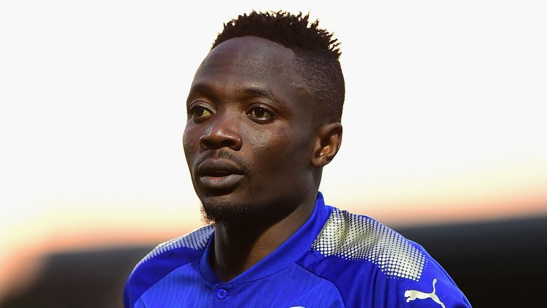 Leicester have rejected a £12m bid from Saudi Arabian club Al Nassr for striker Ahmed Musa, according to Sky sources. More here: skysports.tv/mFZlaz