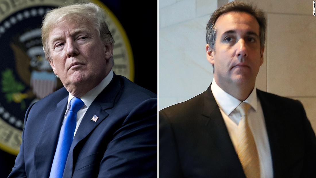 President Trump's lawyers have waived attorney-client privilege regarding a secretly recorded discussion he had in 2016 with his former longtime lawyer Michael Cohen about payments to an ex-Playboy model who says she had an affair with Trump, sources say https://t.co/cV07PYkh1H