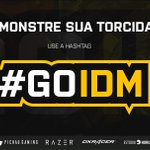#goIDM Twitter Photo