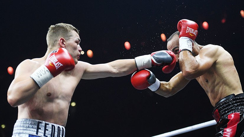 Боксёр Фёдор Чудинов победил француза Мохаммеди в поединке за титул WBA https://t.co/AXG89x1Dar