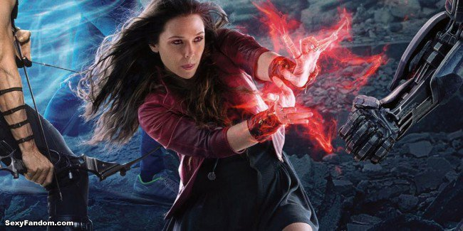 Sexy Fandom: The Making of Scarlet Witch https://t.co/ro2lXWallx...