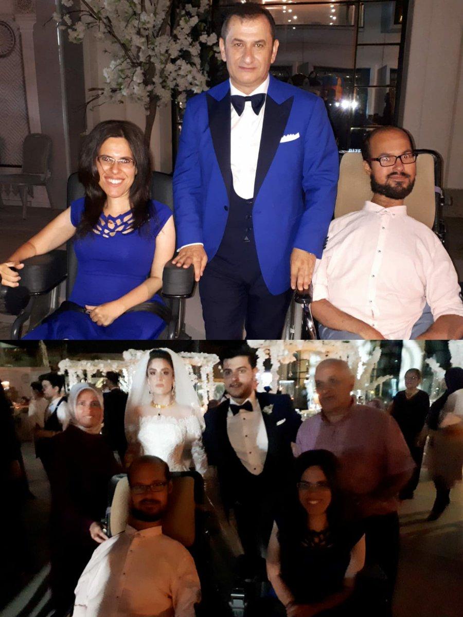Yeşilyurt ailesinden sevgili Mesut Yeşilyurt kardeşimin düğünündeyiz. Çifte mutluluklar❤