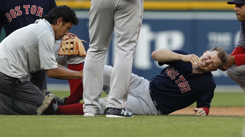 Brock Holt exited Friday's game with a right knee contusion, but it looks like the super utility man won't be out for long. https://t.co/UQnyX3CKJo