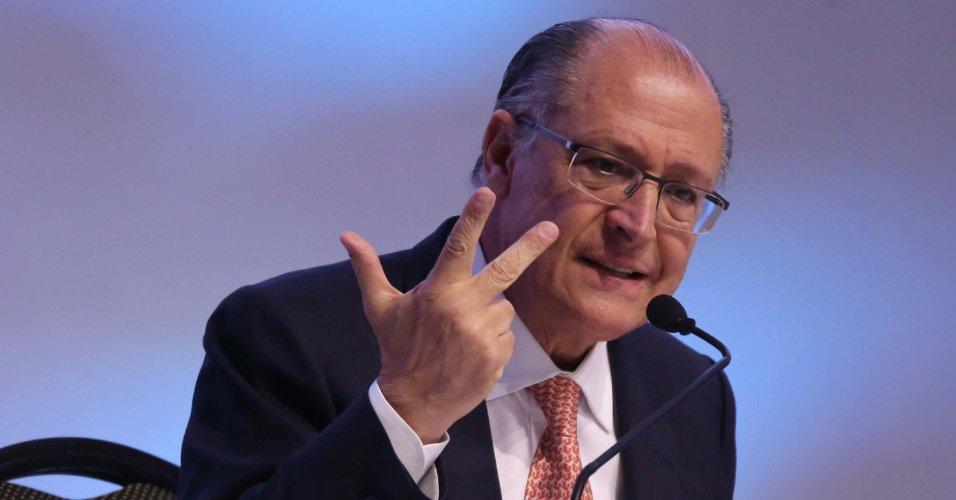 Culpou assessores | Após crise com centrão, Alckmin diz avaliar imposto sindical https://t.co/96Qn4bi9P9