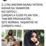 Melih Gökçek Twitter Photo