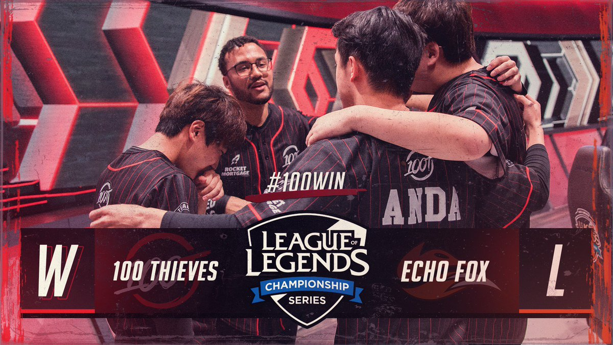100 Thieves's photo on #NALCS