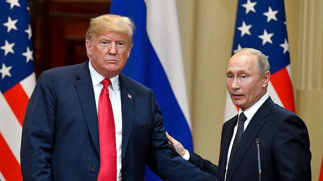 NEW: Pentagon caught off guard after Moscow reports Trump and Putin made military agreements during summit https://t.co/zUXd7JvgeD