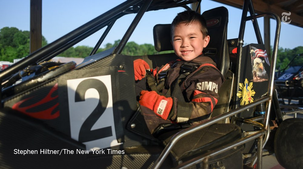 Nascar's future depends on these 5-year-olds https://t.co/IrrdUc8VUJ