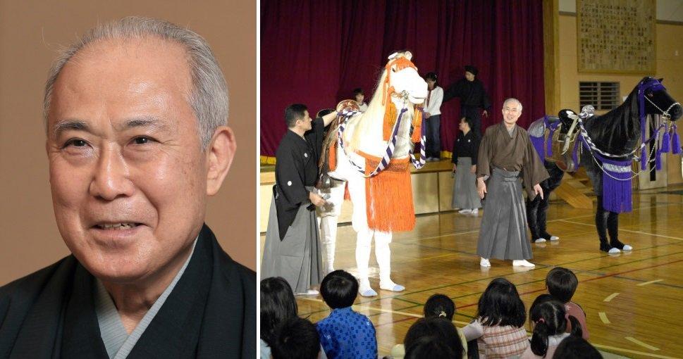 「歌舞伎がオペラやバレエのように、世界的な芸術になるためにはどうしたらいいのか」「観客を育てることも我々の責任なのです」 #中村吉右衛門 さんが、地方の小学校を回る体験授業の取り組みを語ります。#私の履歴書  https://t.co/IRW8pB7DgA