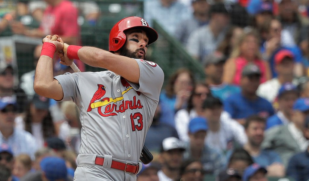 Matt Carpenter's last 11 hits have all been extra-base hits.  According to @EliasSports, that's tied with Mark McGwire in 2001 for the longest such streak by a Cardinals player in the Modern Era (Since 1900).