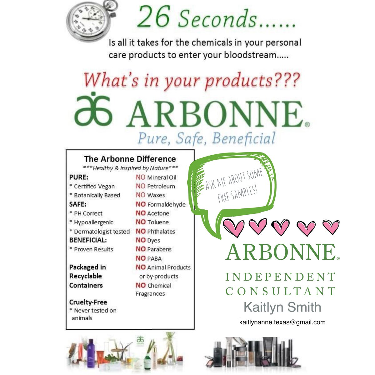 Kaitlyn Smith - Arbonne (@kaity_anne) | Twitter