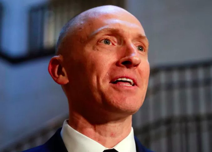 BREAKING: the Justice Department has released hundreds of pages of documents about the surveillance of ex-Trump adviser Carter Page and you can read them all here: https://t.co/cSk9pxuTAd