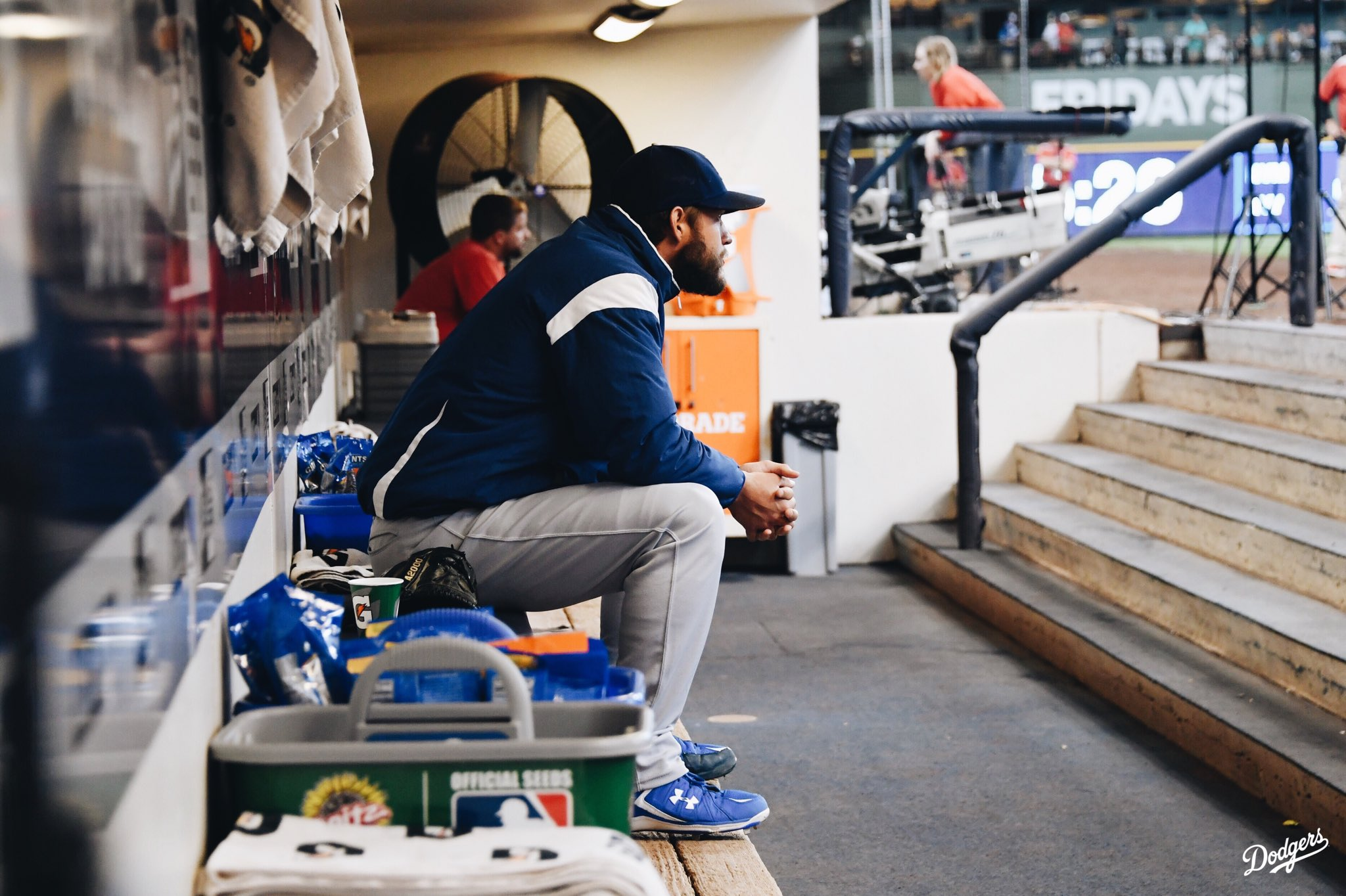 Almost time. #Dodgers https://t.co/GnOMoysO5k