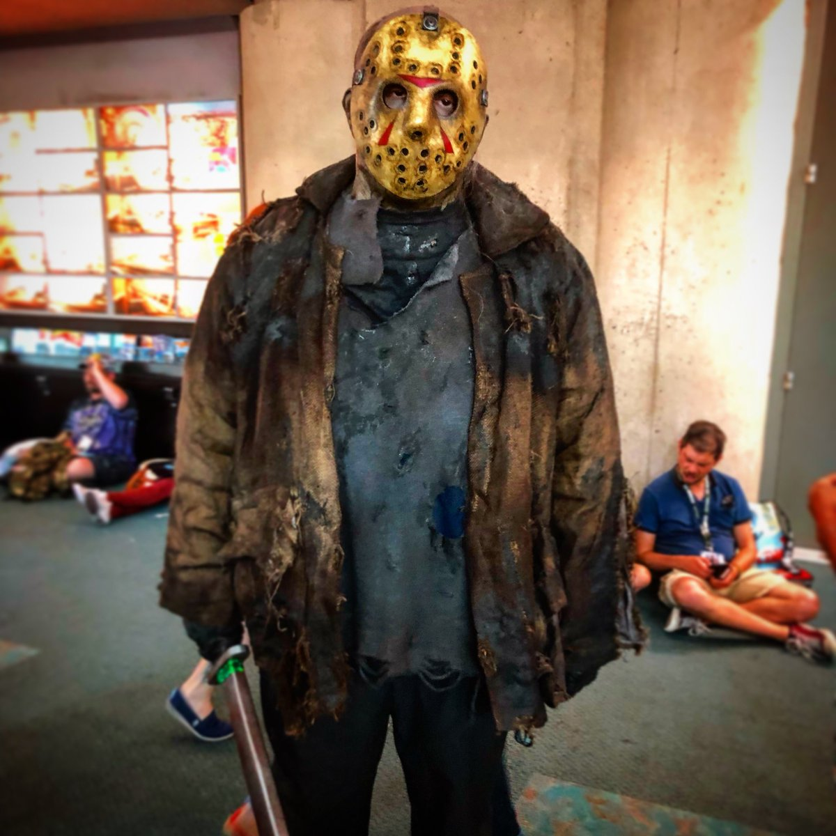 "spirit halloween on twitter: ""look who showed up at #sdcc2018! #sdcc"