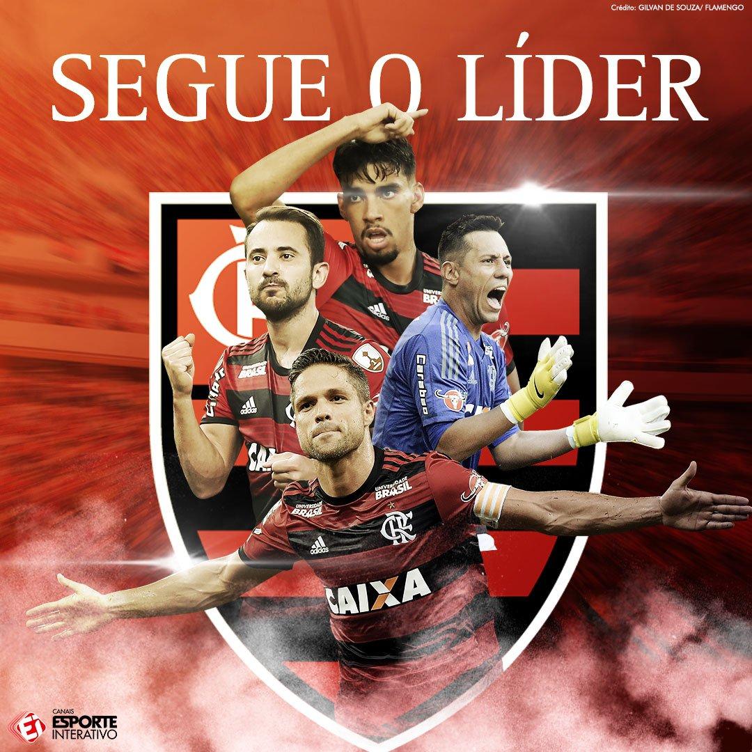 SEGUE O LÍDER! ⚫�� https://t.co/hLP9nIproK