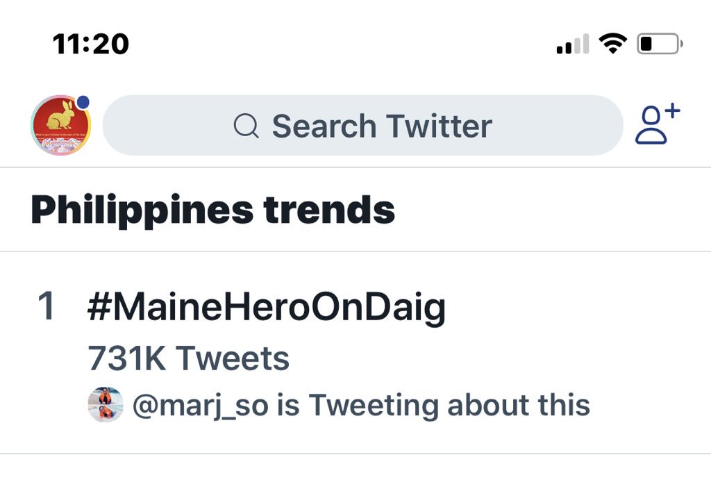 Update update seven three one k @mainedcm   #MaineHeroOnDaig https://t.co/CpU5D34EIF