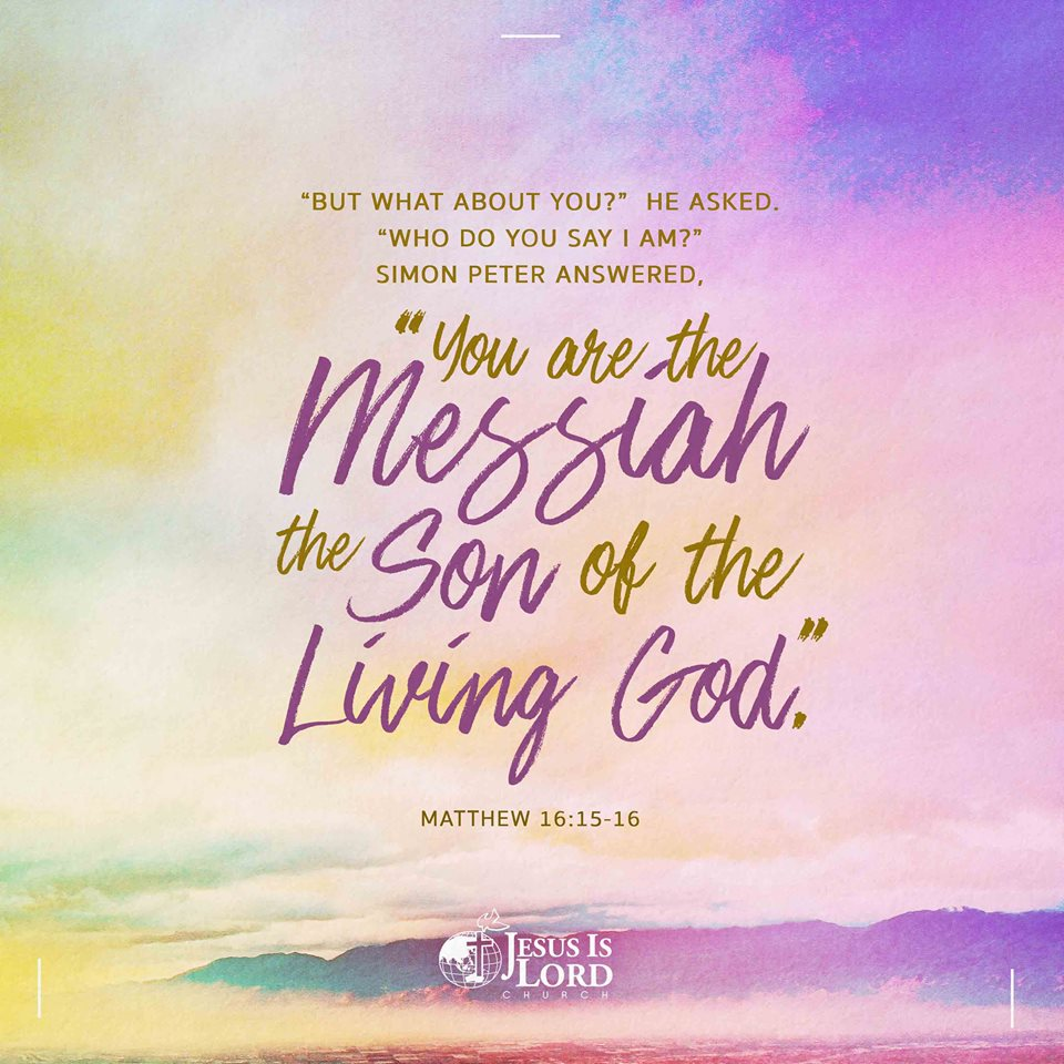 Image result for free photo of Matthew 16:13-19
