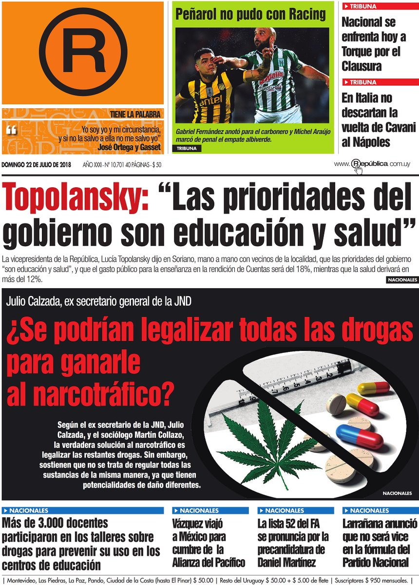 La República on Twitter: \