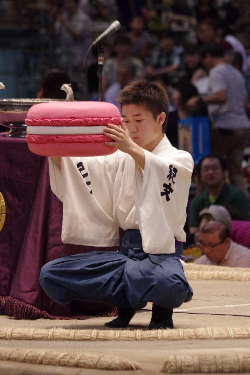 日本相撲協会公式's photo on 御嶽海