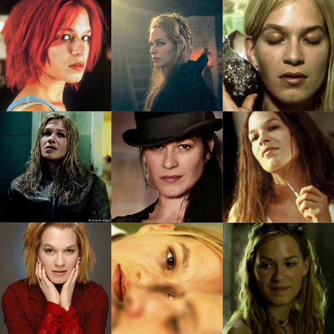 More than a running...  Happy Birthday, Franka Potente!