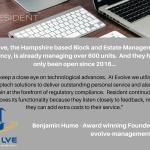 Client Case Study - fast growing Evolve Block & Estate Management in Hampshire - read the full version here https://t.co/7ruKjdYtan#blockmanagement #leasehold #proptech #Review #hampshire #propertymanagement@EvolveBEM