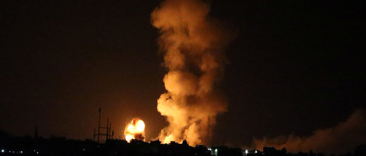Ceasefire Between Israel and Hamas Begins Near Gaza Strip After Threat Of War https://t.co/yb0nBRA1Th