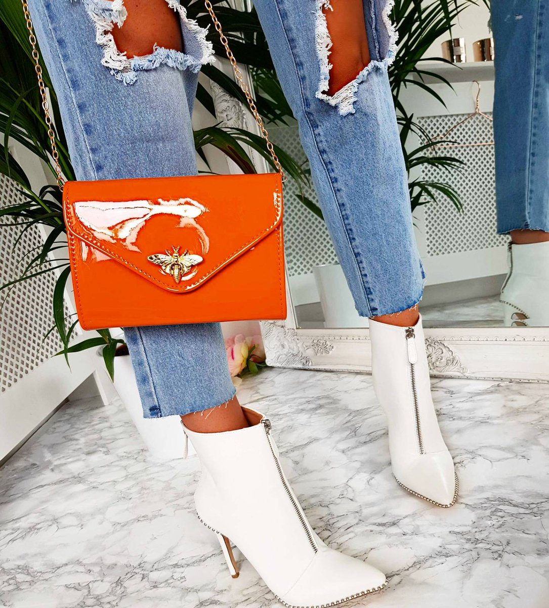 Image for Cute Booties Boo 🔥🔥🔥  Shop these HOT new arrivals here >> https://t.co/ozLOJjCy1D #myikrush https://t.co/XmSVnDE6iG